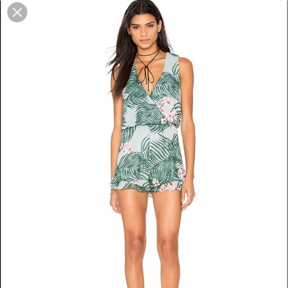 Show Me Your MuMu Handbags - Show me your mumu Riri Romper
